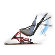 Dual-Ski  (barre assistance & coque haute)